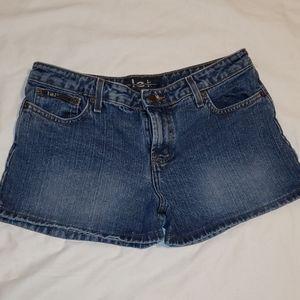 lei Jean shorts size 9